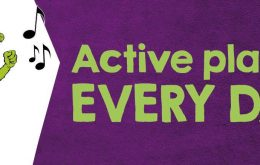 Healthy Kids - Active play, EVERY DAY!