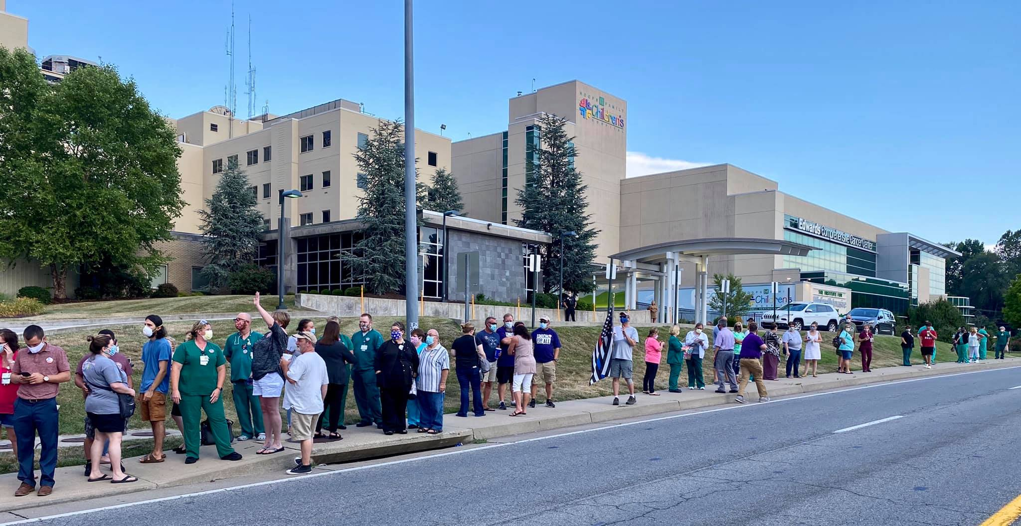 Cabell Huntington Hospital RNs & Technical Workers Speak ...